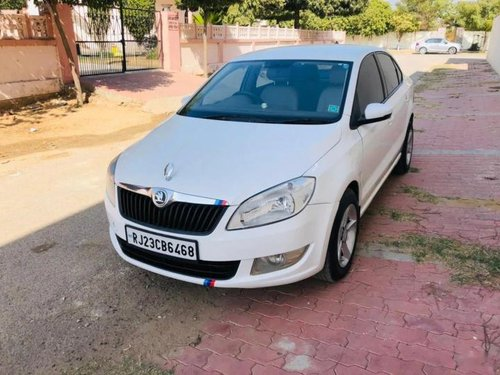 Used 2016 Skoda Rapid MT for sale in Jaipur