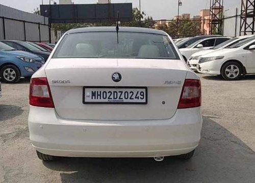 Used Skoda Rapid 1.6 MPI AT Elegance 2015 AT for sale in Pune