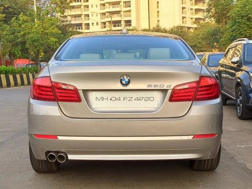 Used 2013 BMW 5 Series AT for sale in Mumbai