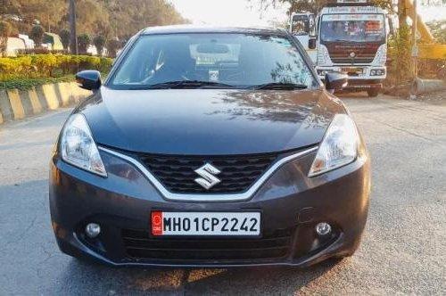 Used 2017 Maruti Suzuki Baleno MT for sale in Mumbai
