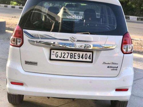 Used Maruti Suzuki Ertiga 2017 MT for sale in Ahmedabad