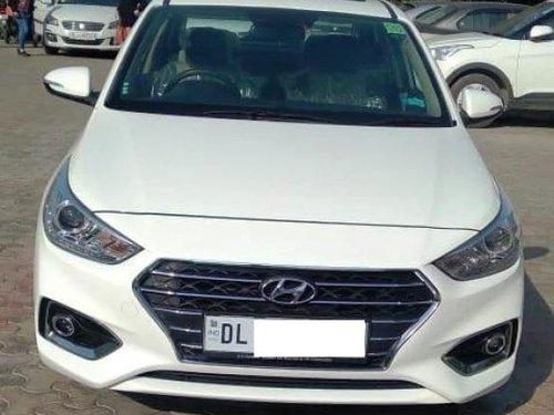 Used 2019 Hyundai Verna MT for sale in New Delhi