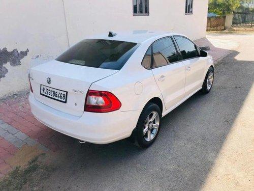 Used 2016 Skoda Rapid MT for sale in Jaipur