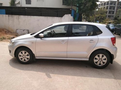Used 2012 Volkswagen Polo MT for sale in Hyderabad