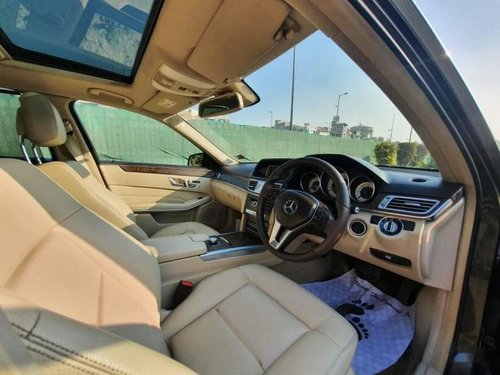Used 2014 Mercedes Benz E Class AT for sale in New Delhi