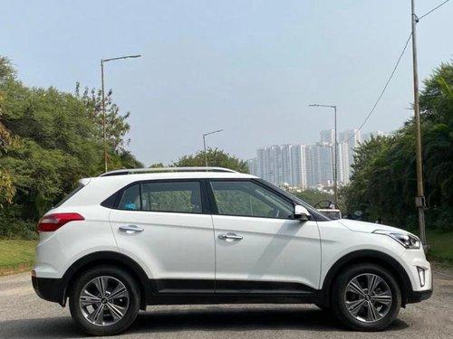Hyundai Creta 1.6 VTVT AT SX Plus 2017 AT in Hyderabad