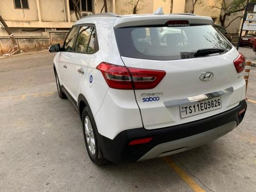 Used 2019 Hyundai Creta MT for sale in Hyderabad