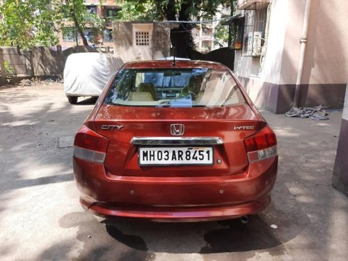 Used Honda City 1.5 S MT 2009 MT for sale in Thane