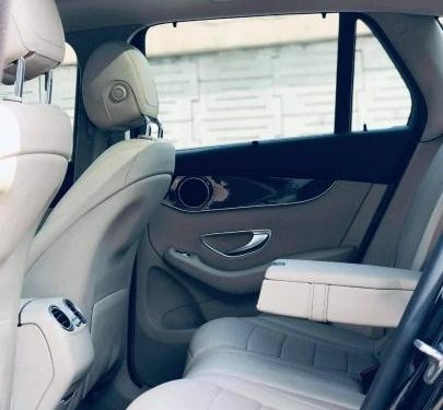 Used Mercedes Benz GLC 2017 AT for sale in New Delhi