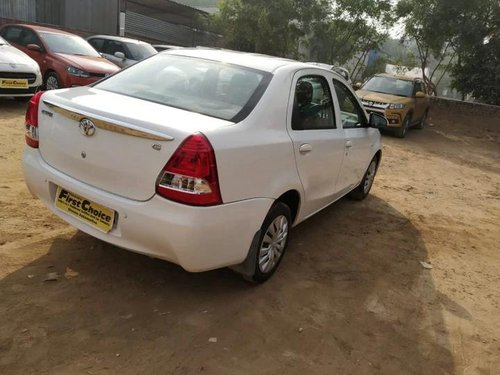 Used Toyota Etios G 2014 MT for sale in New Delhi