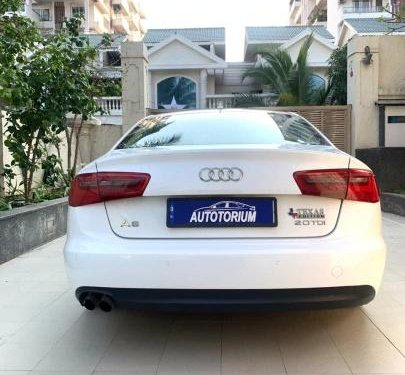 Used Audi A6 2012 AT for sale in Pune