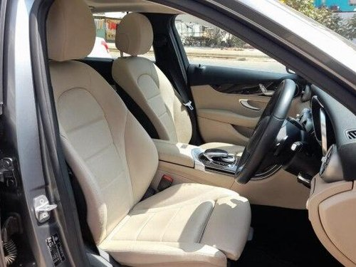 Used Mercedes Benz C-Class 2017 AT for sale in Bangalore
