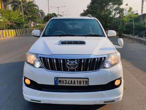 Used 2012 Toyota Fortuner MT for sale in Thane
