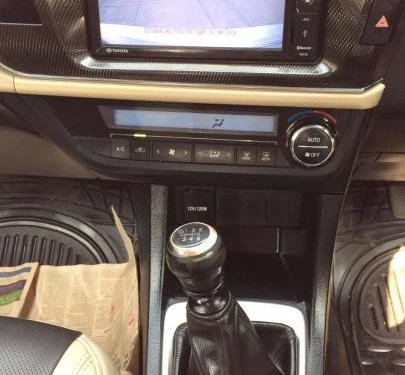 Used 2015 Toyota Corolla Altis MT for sale in Thane