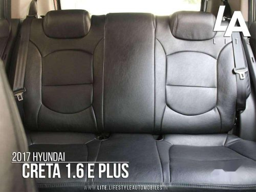 Used 2017 Hyundai Creta MT for sale in Kolkata