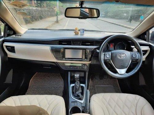 Used 2014 Toyota Corolla Altis MT for sale in Mumbai