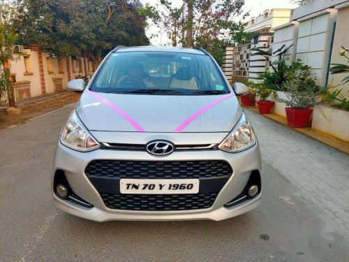 Used 2018 Hyundai Grand i10 MT for sale in Coimbatore