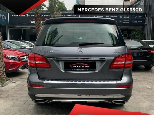 Used 2018 Mercedes Benz GLS AT for sale in Chennai