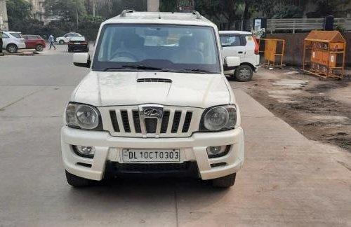 Mahindra Scorpio SLE BSIV 2014 MT for sale in New Delhi