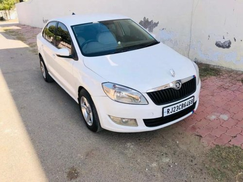 Used 2016 Skoda Rapid MT for sale in Jaipur -7