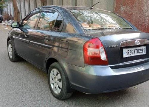 Used Hyundai Verna 2008 MT for sale in New Delhi