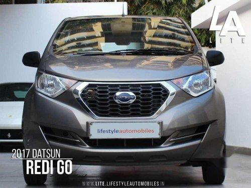 Used 2017 Datsun Redi-GO MT for sale in Kolkata