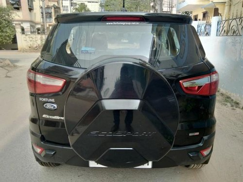 Used Ford EcoSport 2018 MT for sale in Hyderabad