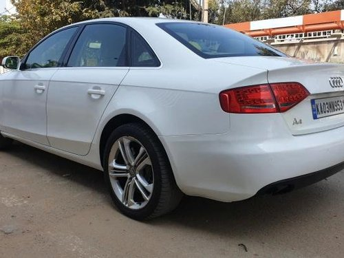 Used 2010 Audi A4 AT for sale in Bangalore