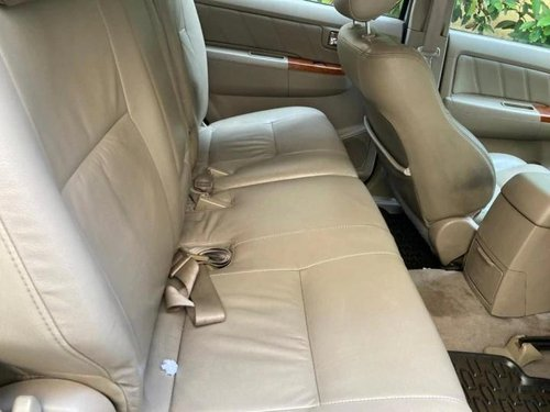 Used 2010 Toyota Fortuner MT for sale in Chennai