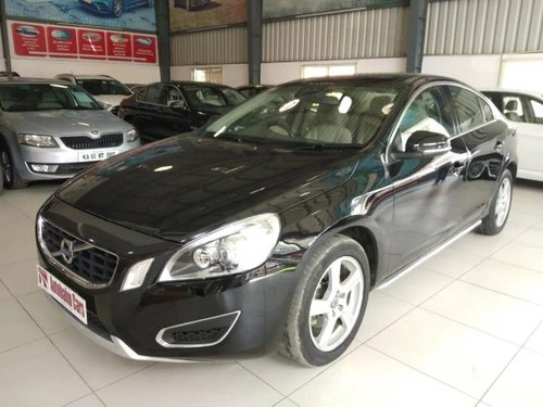 Used Volvo S60 2012 AT for sale in Bangalore