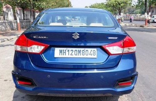 Used Maruti Suzuki Ciaz 2018 MT for sale in Pune