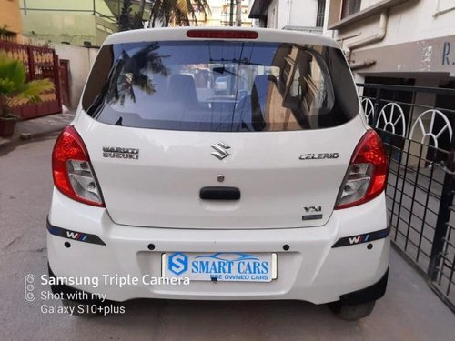 Used Maruti Suzuki Celerio 2014 AT for sale in Bangalore