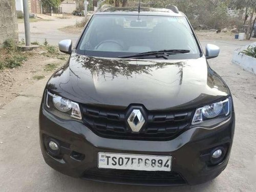 Used Renault Kwid 2017 AT for sale in Hyderabad