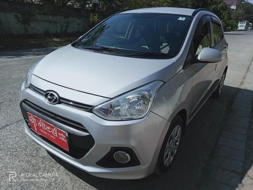 Used 2014 Hyundai Grand i10 MT for sale in Indore