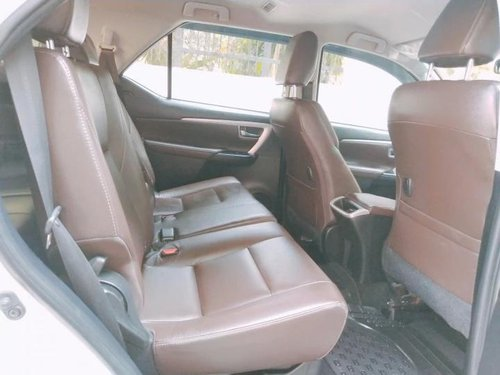 Used Toyota Fortuner 2018 MT for sale in New Delhi