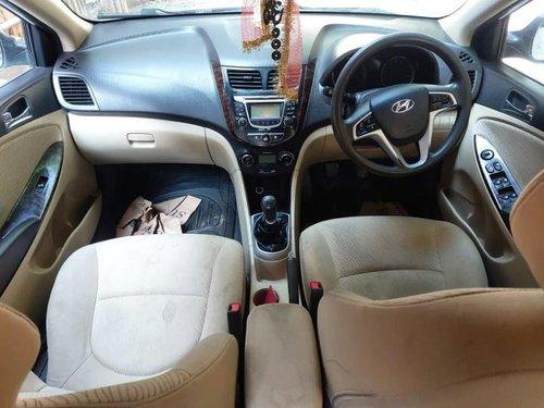 Used 2010 Hyundai Verna MT for sale in Bangalore