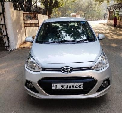 Used 2014 Hyundai Xcent MT for sale in New Delhi