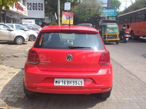 Used 2015 Volkswagen Polo MT for sale in Pune