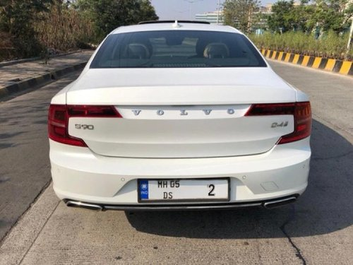Used Volvo S90 2018 AT for sale in Mumbai