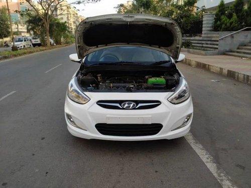 Hyundai Verna 1.6 SX VTVT 2014 MT for sale in Mumbai