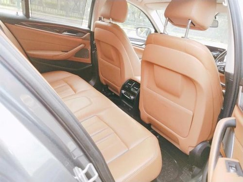 Used BMW 5 Series 2018 AT for sale in New Delhi