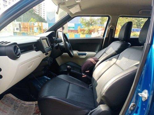 Used 2017 Maruti Suzuki Ignis MT for sale in Thane