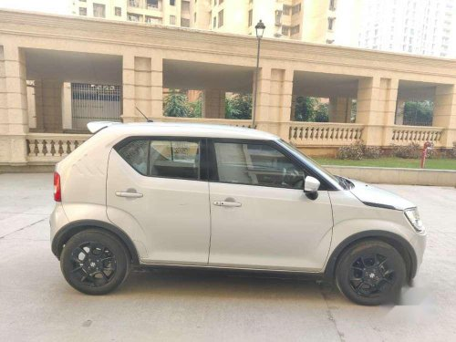 Used 2017 Maruti Suzuki Ignis MT for sale in Mumbai -4