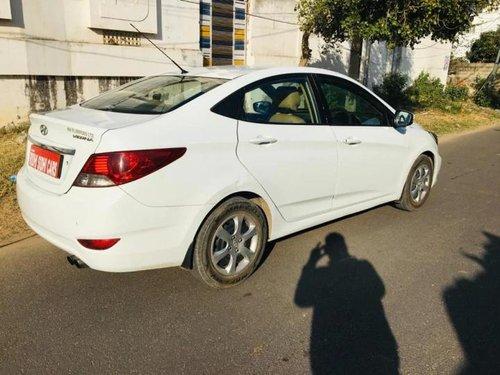 Used Hyundai Verna 2011 MT for sale in Jaipur