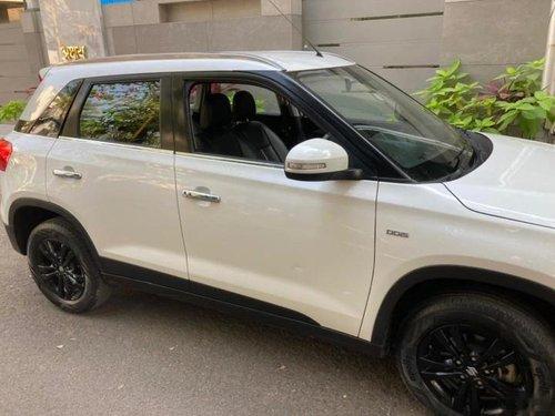 Maruti Suzuki Vitara Brezza ZDi Plus 2018 MT for sale in Pune