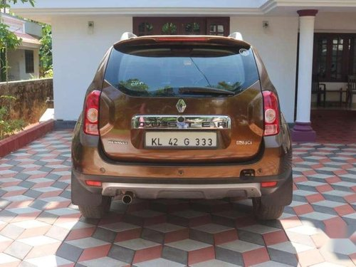 Used Renault Duster 2012 MT for sale in Aluva