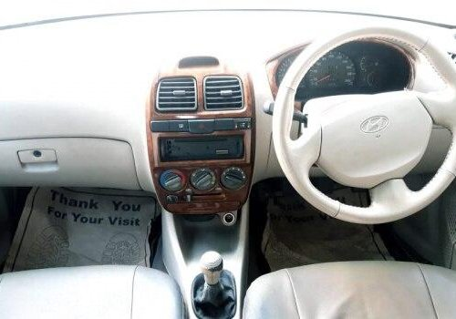 Used 2010 Hyundai Accent MT for sale in Pune
