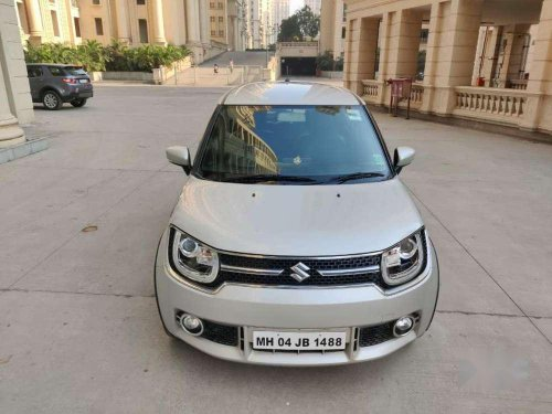 Used 2017 Maruti Suzuki Ignis MT for sale in Mumbai -5