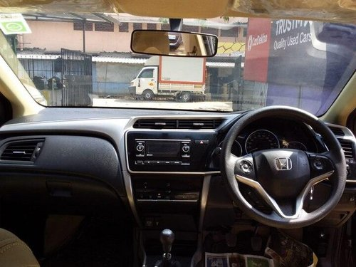 Used 2016 Honda City MT for sale in Thane