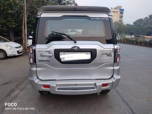 Used Mahindra Scorpio 1.99 S6 Plus 2016 MT for sale in Mumbai